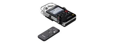 Images of Portable High-Resolution Audio Recorder