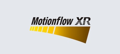 Motionflow™ XR keeps the action smooth