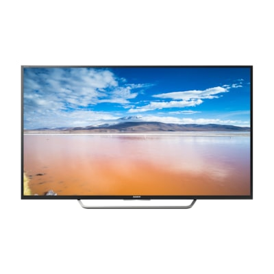 Slim 4K HDR TV with Android Television XBR X75D X70D
