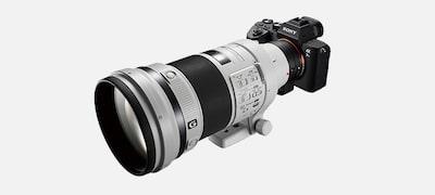 Lấy nét tự động theo pha mặt phẳng tiêu hỗ trợ ống kính A-mount