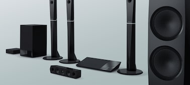 Picture of Blu-ray Home Theatre System with Bluetooth®