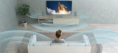 S-Force Front Surround - efekt wielowymiarowego dźwięku