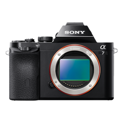Bild von α7 E-Mount full-frame Mirrorless Camera