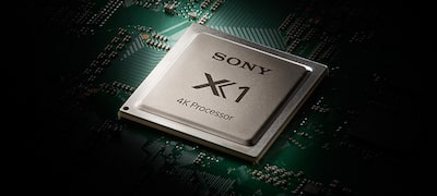 4K Processor X1™: one chip changes everything