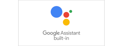 Google Assistant built-in logo