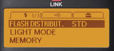 Tab-structure menus