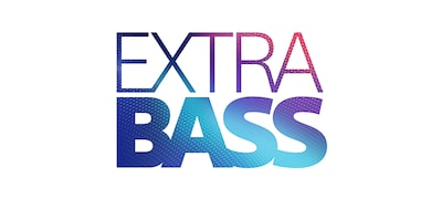 EXTRA BASS™ para un sonido potente, profundo e impresionante
