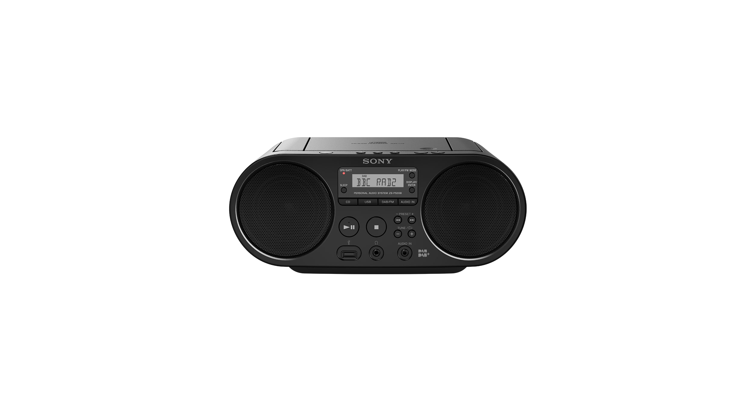 cd player tragbar mit radio zs ps55b sony de. Black Bedroom Furniture Sets. Home Design Ideas