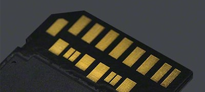 Rib-less, no write-protect switch design