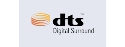 Logótipo DTS Digital Surround