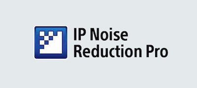 IP Content Noise Reduction PRO sharpens and refines