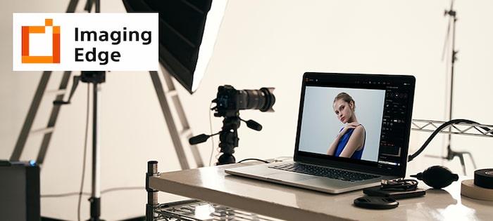 Imaging Edge™ Remote, Viewer i Edit