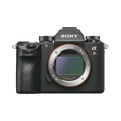 Picture of α9 CMOS sensor full frame mirrorless digital camera