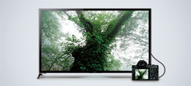 Unkomprimierte HDMI-Ausgabe