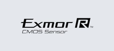 Exmor R™ CMOS sensor