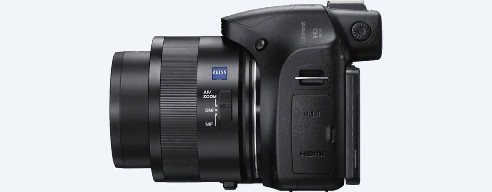 Compact Camera with Electronic Viewfinder | DSC-HX400 ...