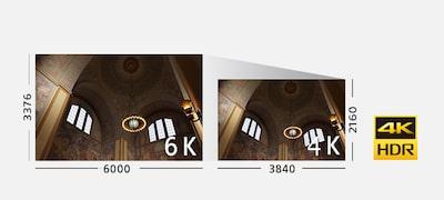 Quay phim 4K ở định dạng XAVC S tốc độ bit cao