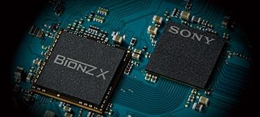 BIONZ X™ Bildprozessor
