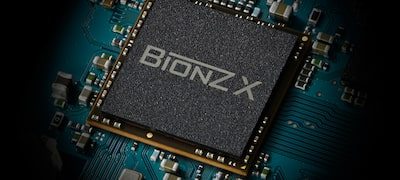 BIONZ X™ processor