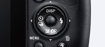 Enjoy DSLR-like creative control