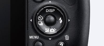 Élvezze a DSLR fényképezőgéphez illő kreatív vezérlést