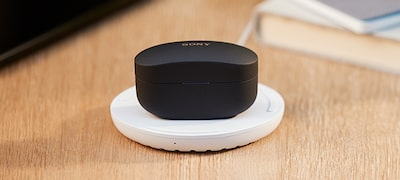 Easy wireless charging with Qi technology