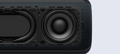 Mica Reinforced Cellular speaker cone