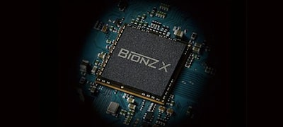 BIONZ X™ for superior detail and texture