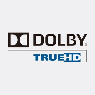 Logo Dolby® True HD