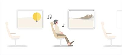 Ο έλεγχος προσαρμόσιμου ήχου προσαρμόζεται αυτόματα στις δραστηριότητές σας