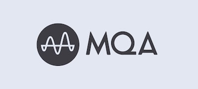 MQA™ files played and decoded
