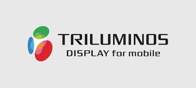 TRILUMINOS Display for mobile: vivid lifelike viewing