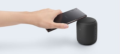 การเชื่อมต่อ Bluetooth® ที่ง่ายดายด้วย NFC One-touch