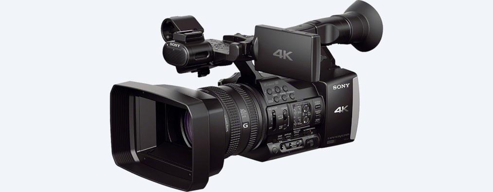 4k professional video camera ax1 recording camera sony us. Black Bedroom Furniture Sets. Home Design Ideas