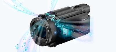 5.1ch surroundsound microphone
