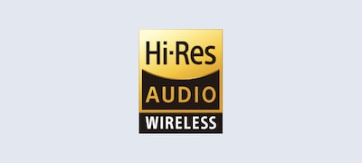 Enjoy High-Resolution Audio without wires