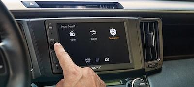 Turn or push to control