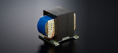 Large capacity power transformer built for clarity