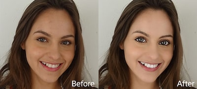 Beauty Effect improves appearance