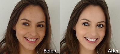 Beauty Effect ที่ปรับปรุงรูปลักษณ์ให้ดียิ่งขึ้น