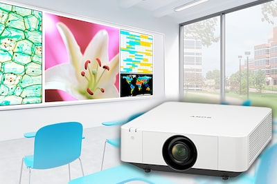 Sony's projectors
