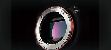 Robust lens mount