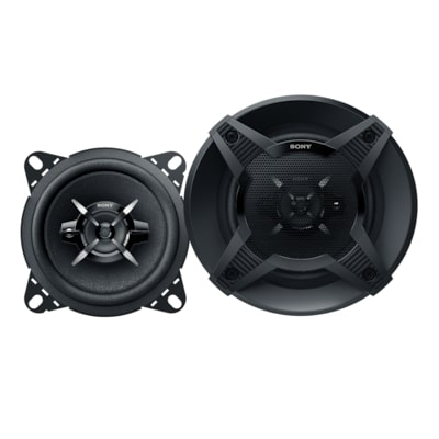"Picture of 10cm (4"") 3-Way Mega Bass Coaxial Speakers"