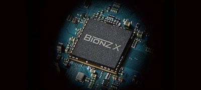 BIONZ X™ για κορυφαία λεπτομέρεια και υφή
