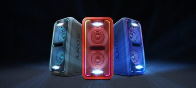 Party Chain lets you expand your speaker system