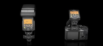 Controlați bliţurile cu ușurință prin intermediul receptoarelor radio wireless