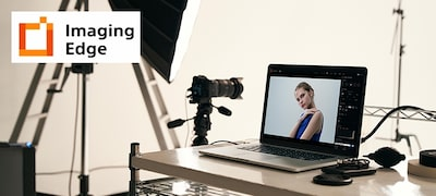 Imaging Edge™Remote, Viewer, and Edit