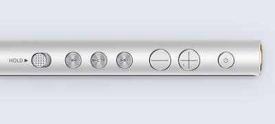 ปุ่มข้างที่ใช้งานง่าย