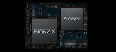 High-speed BIONZ X™ image processing engine and front-end LSI