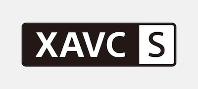 XAVC S for high-bitrate recording